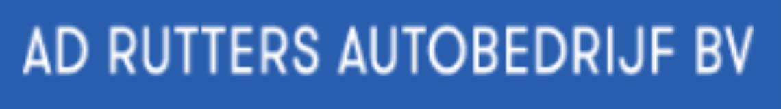 Ad Rutters Autobedrijf