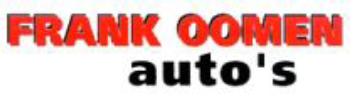 Frank Oomen auto's