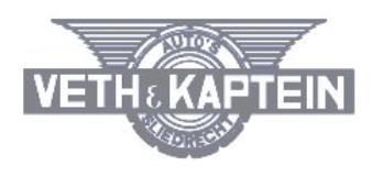 Veth & Kaptein Auto's